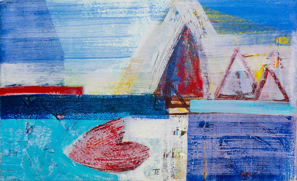 Hjertet til havet, Thor Erdahl